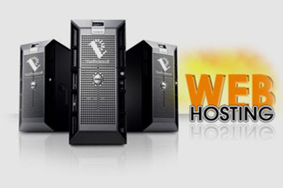 Có nhiều loại web hosting khác nhau.