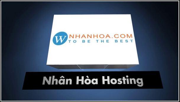 Nhân Hòa hosting