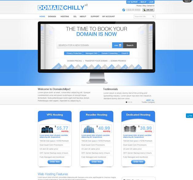 Domain chilly v2