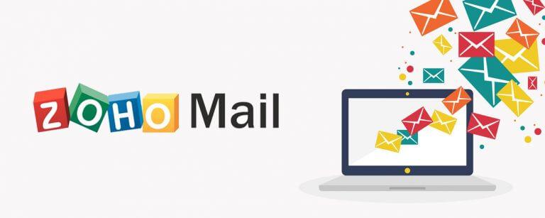 Zoho mail lựa chọn miễn phí cho những doanh nghiệp cần dùng