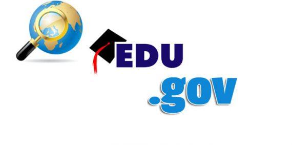 tên miền edu và gov