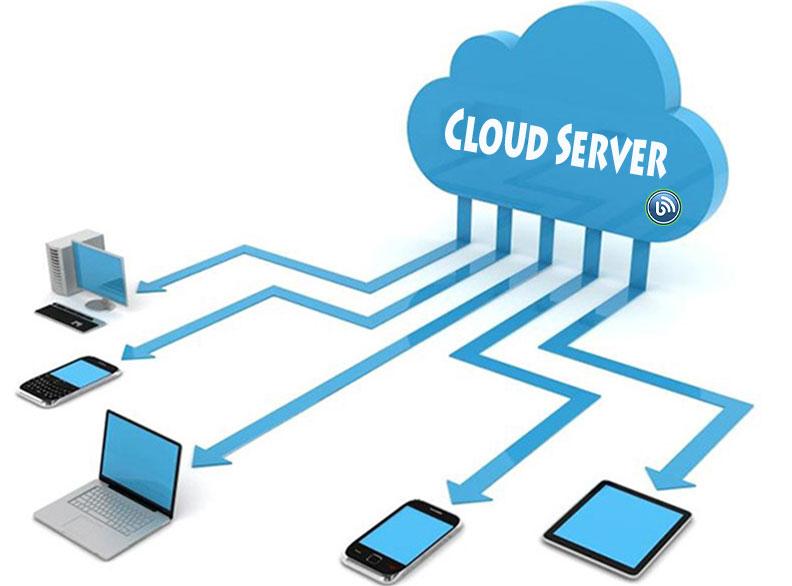 Khái niệm về cloud server